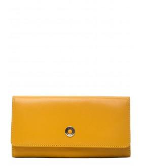 Портмоне женское 202.11.09 Yellow ( mandarin )