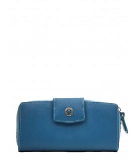 Портмоне женское 203.66.07 Turquoise / Blue