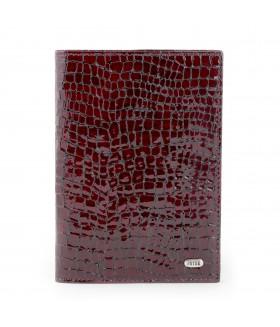 Обложка на паспорт 581.091.03 Burgundy