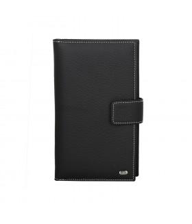 Бумажник путешественника 2394.234.KD1 Black