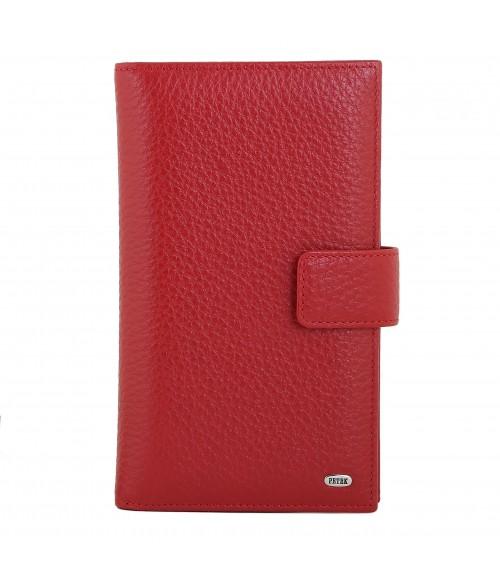 Бумажник путешественника 2394.46B.10 Red