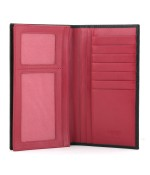 Бумажник путешественника 244.041.A31 Black-Red