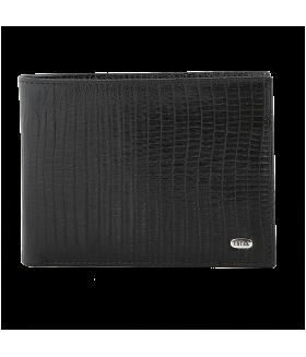 Портмоне мужское 108.041.01 Black