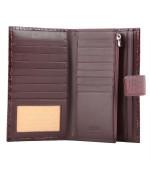 Бумажник путешественника 2394.091.03 Burgundy