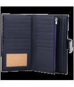 Бумажник путешественника 2394.41V+M52.F60 D.Navy-D.Purple