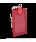 Бейдж 602.46D+229.G18 Red+Red