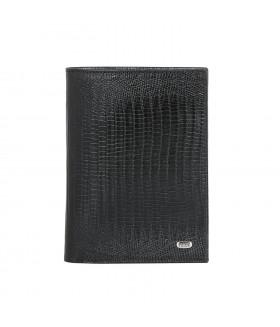 Обложка на паспорт + портмоне 597.041.01 Black