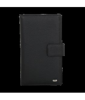 Бумажник путешественника 2394.234.01 Black