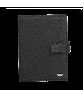 Обложка на автодокументы + паспорт 595.234.01 Black