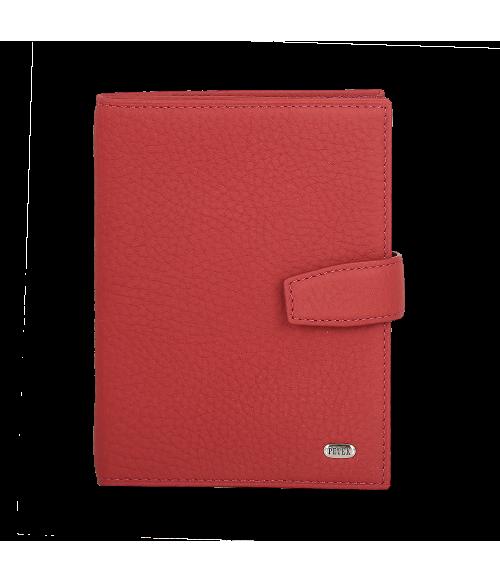 Обложка на автодокументы + паспорт 595.234.10 Red