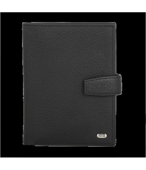 Обложка на автодокументы + паспорт 596.234.01 Black