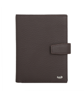 Обложка на автодокументы + паспорт 596.234.02 D.Brown