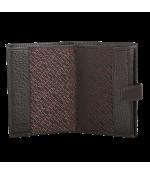 Обложка на автодокументы + паспорт 596.46B.02 D.Brown