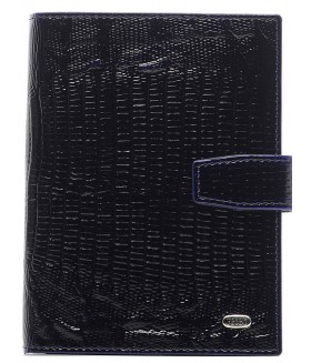 Обложка на автодокументы + паспорт 595.41V+M52.F60 D.Navy-D.Purple