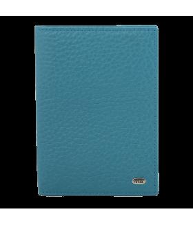 Обложка на паспорт 581.46B.22 L.Blue