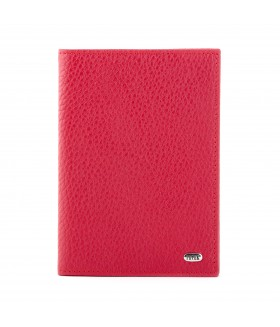 Обложка на паспорт 581.46D.10 Red