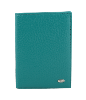 Обложка на автодокументы 584.46B.32 Turquoise