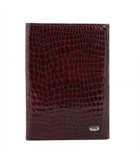Обложка на паспорт 651.091.03 Burgundy