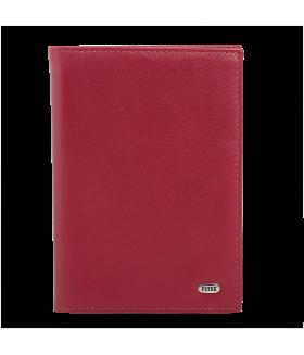 Обложка на паспорт 651.4000.10 Red