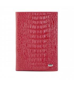 Обложка на паспорт 652.067.10 Red
