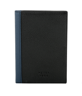 Обложка на паспорт S15005.ALS.C28 Black-N.Blue