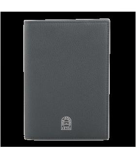 Обложка на паспорт S15011.PNF.119 Asphalt