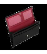 Портмоне женское 301.000.A31 Black-Red