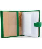 Обложка на автодокументы + паспорт 595.167.91 Mint Leaf