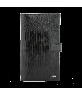Бумажник путешественника 557.041.01 Black