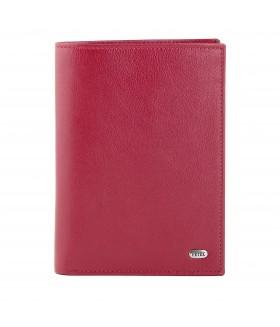 Обложка на паспорт + портмоне 597.4000.10 Red