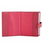 Обложка на автодокументы + паспорт 595.46BD.10 Red