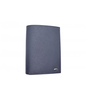 Обложка на паспорт + портмоне 597.174.08 Navy
