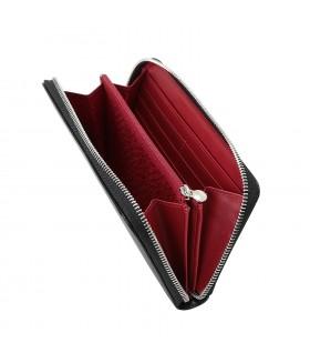 Портмоне мужское 397/3.041.A31 Black-Red