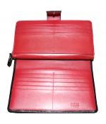 Портмоне клатч 707.041.A31 Black-Red