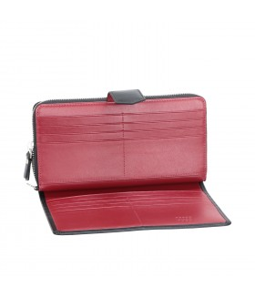 Портмоне клатч 707.000.A31 Black-Red