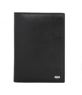 Бумажник путешественника 378.000.01 Black