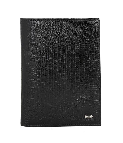 Бумажник путешественника 378.041.01 Black