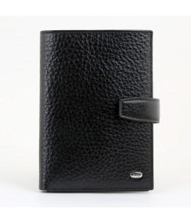 Портмоне мужское  368.46B.01 Black
