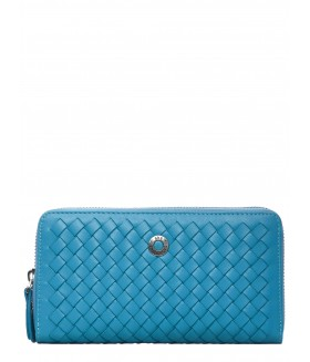 Портмоне женское 201.88.07 Turquoise / Blue