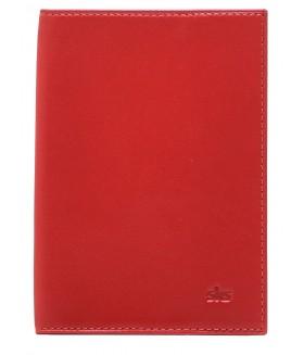 Обложка на паспорт 500.11.02 Red