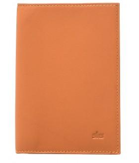 Обложка на паспорт 500.11.06 Orange
