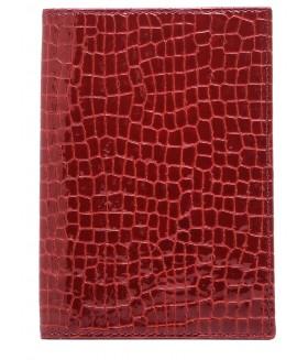 Обложка на паспорт 500.44.02 Red