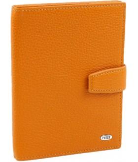Обложка на автодокументы + паспорт 595.PGT.14 Orange
