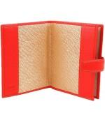 Обложка на автодокументы + паспорт 595.TB.TL2 CoralRed
