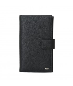 Бумажник путешественника 2394.46D.01 Black