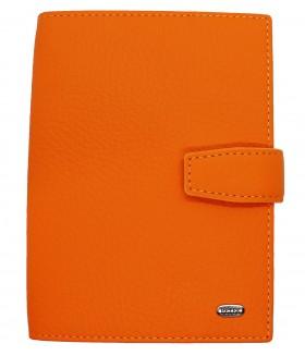Обложка на автодокументы + паспорт 595.234.89 Orange Pops