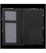 Бумажник путешественника 244.234.01 Black