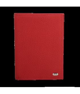 Обложка на паспорт 581.234.10 Red