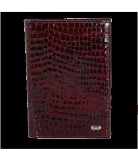 Обложка на паспорт 652.091.03 Burgundy