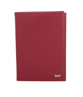 Обложка на паспорт 652.4000.10 Red
